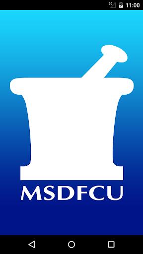 Merck Sharp Dohme FCU Mobile