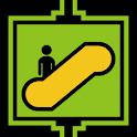 Escalevator icon