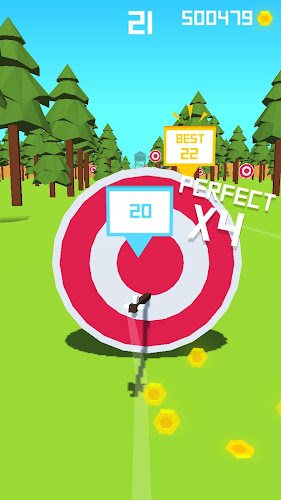 Flying Arrow Android App Screenshot