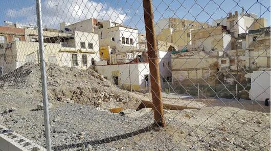 La Junta vende su suelo en San Cristóbal y el Ayuntamiento prepara su oferta