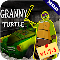 Scary Granny Turtle V1.7: Horror new game 2019 icon