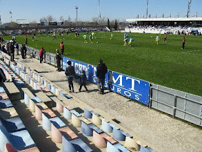 Photo: 14/03/10 v Racing Santander B (Segunda Division B Group ll) 3-0 contributed by Leon Gladwell