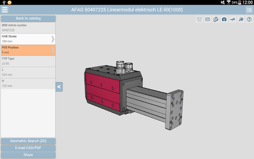 3D CAD Models Engineering- screenshot thumbnail