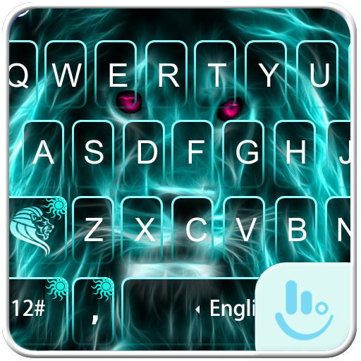 Soul of King Keyboard Theme