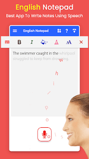 App English Typing, Keyboard, Notes and Editor APK for Windows Phone