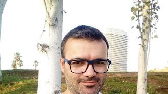 Francisco Ávila, pregonero de la Feria de Huércal-Overa este 2019.