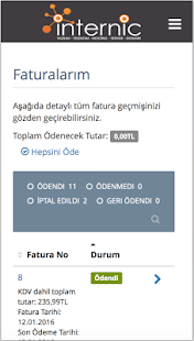 İNTERNİC TELEKOM PANEL - Android Apps on Google Play