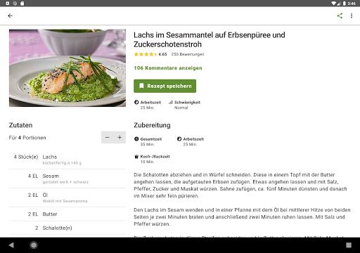 Chefkoch - Rezepte & Kochen  screenshots 11