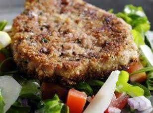 Cube Steak Milanese Recipe