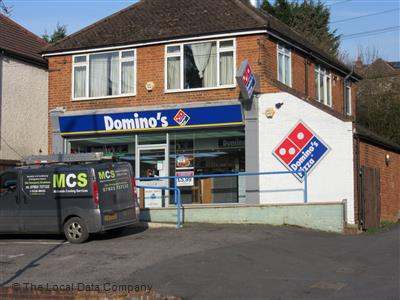 Dominos Pizza On London Road Pizza Takeaway In Town