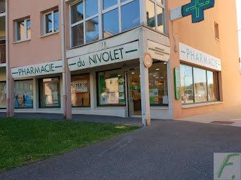 locaux professionels à Saint-Alban-Leysse (73)