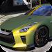 Car Parking Nissan GT-R R35 Simulator icon