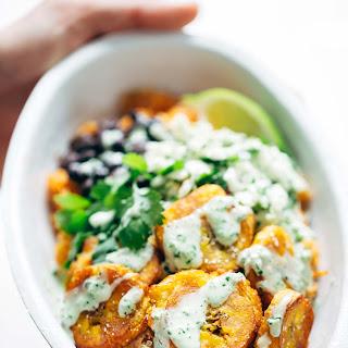 Spicy Brazilian Burrito Bowls Recipe