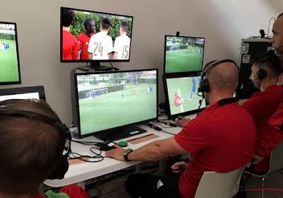 Tous les matchs de Jupiler Pro League ne disposent pas de la même assistance vidéo