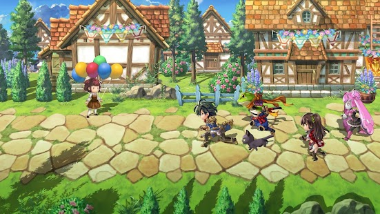 ANOTHER EDEN The Cat Beyond Time and Space Screenshot