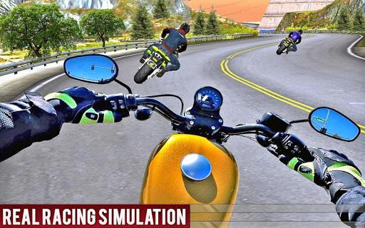 ud83cudfcdufe0fNew Top Speed Bike Racing Motor Bike Free Games  screenshots 10