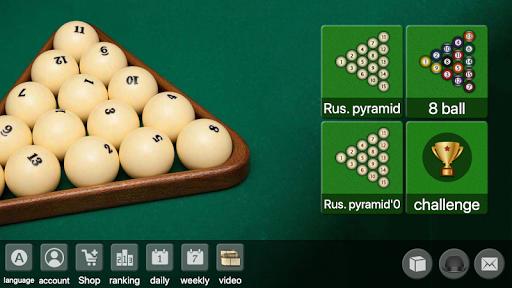 russian billiards - Offline Online pool free game filehippodl screenshot 1