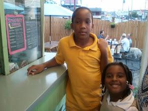 Photo: At Bobby's Dairy Dip 8/15/11