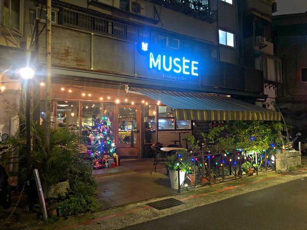 信義區義式餐酒推薦~~~超有氣氛適合約會、聚餐的餐酒館!!!料理超級獨特 ‧ Musée Kitchen & Bar
