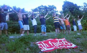 Photo: 31.08.2011 3 kolo županijskog kupa: Opatija-Orijent 1:1 (3:5)