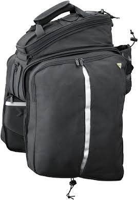 Topeak MTS Strap Mount TrunkBag DXP Rack Bag with Expandable Panniers - 22.6 Liter alternate image 2