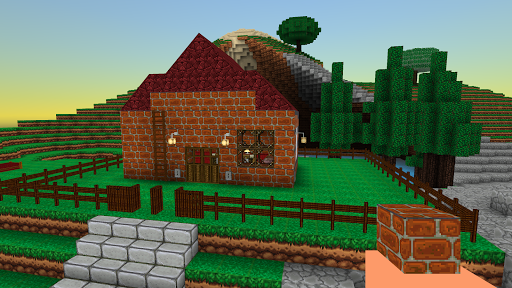 BlockBuild: Craft Your Dream World android2mod screenshots 2