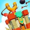 Wild Castle: 3D Offline Strategy Defender TD icon