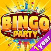 Bingo Party - Free Bingo World Games