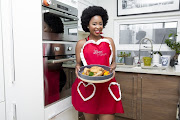 Chef Mogau Seshoene, author of 'The Lazy Makoti's Guide to the Kitchen', is popular on Instagram, where she share her recipes by the handful - that's her style.