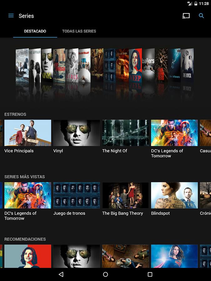HBO España - Aplicaciones de Android en Google Play