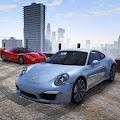 Driver Porsche Carrera 911 City Area APK