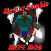 Mutant Zombie For Minecraft