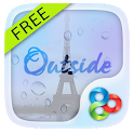 Outside GO Launcher Live Theme icon