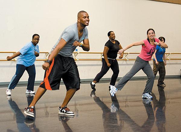 Dance Workout Screenshot