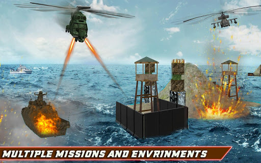 Gunship Air Battle - Helicopter Modern Strike for PC