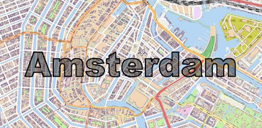 Amsterdam Offline Stadtplan – Apps bei Google Play