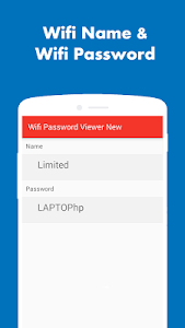 Wifi Password Viewer screenshot 1