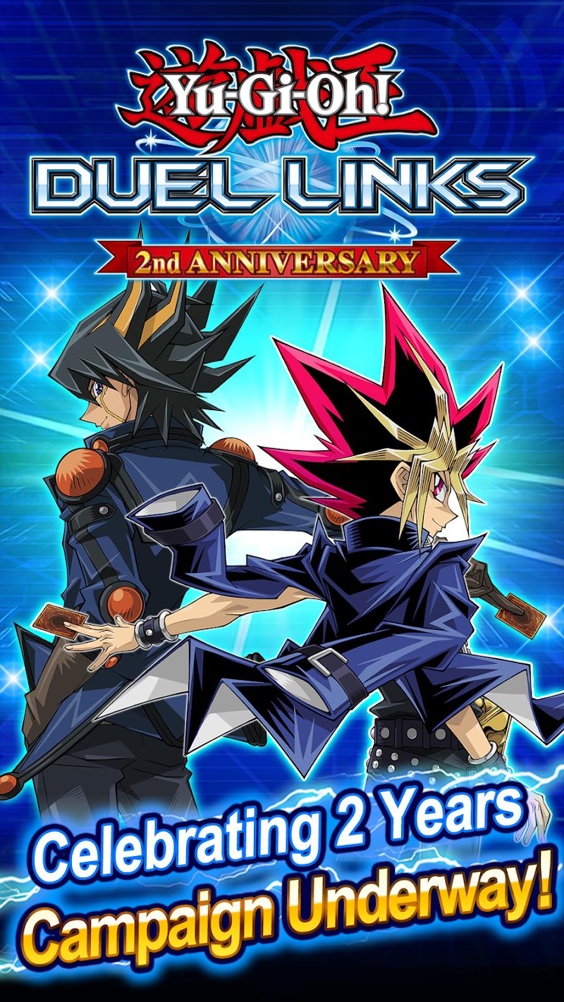 Yu-Gi-Oh! Duel Links Screenshot 0