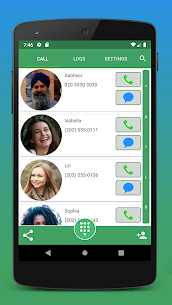 Contacts, Dialer and Phone by Facetocall 1