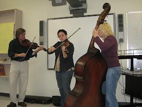 Photo: Terry Ghee, Kalia Yeagle, Lynn Lipton