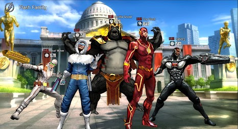 DC: UNCHAINED APK screenshot thumbnail 16