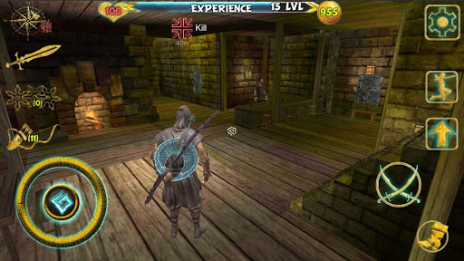 Ninja Samurai Assassin Hero 5 Blade of Fire 1.06 screenshots 9
