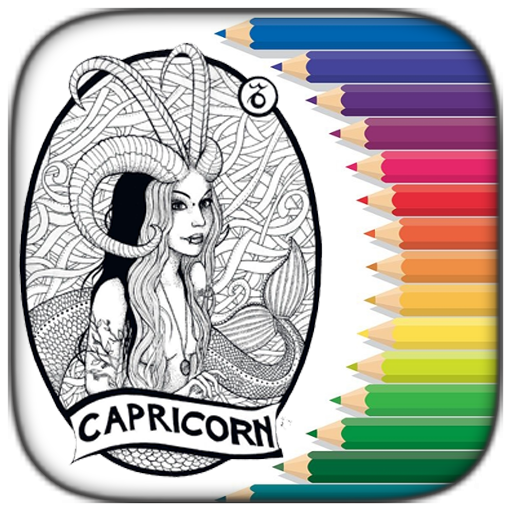 - App Insights: Zodiac Astrology Coloring Book - FREE Apptopia