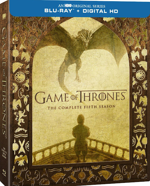 Game of Thrones – Temporada 5 [4xBD25]