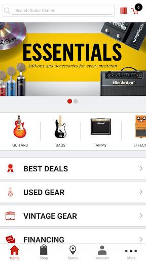 Guitar Center: Shop Music Gear ss1