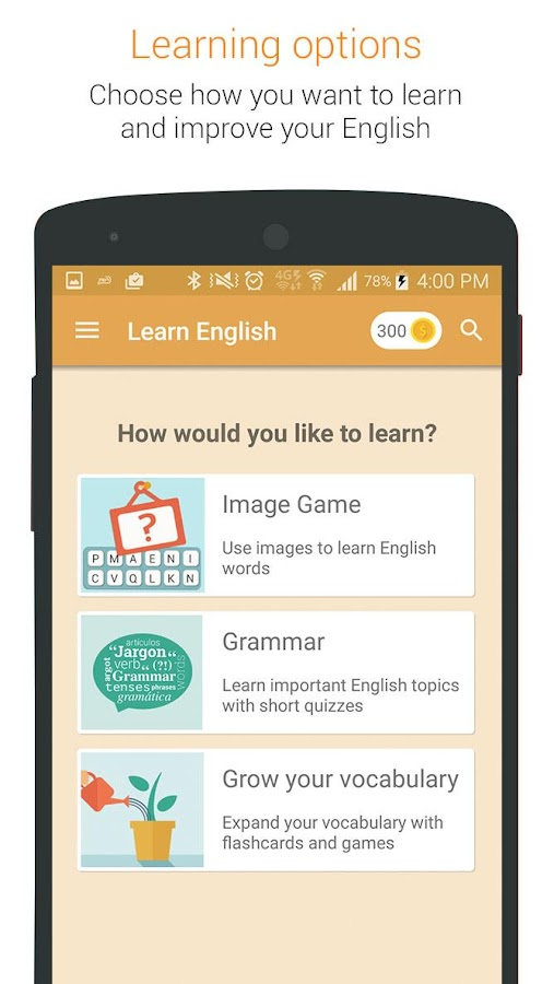 how to learn english dictionary