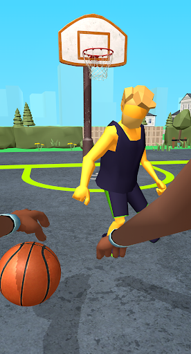 Dribble Hoops filehippodl screenshot 1