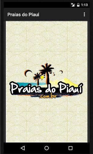 Praias do Piaui