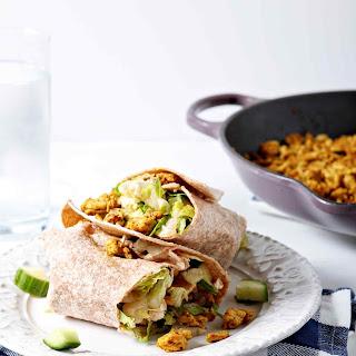 Chicken Turkey Wraps Recipes