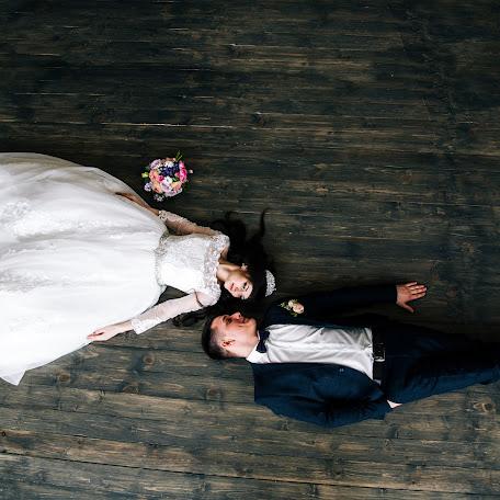 Wedding photographer Sergey Fursov (fursovfamily). Photo of 11.02.2018